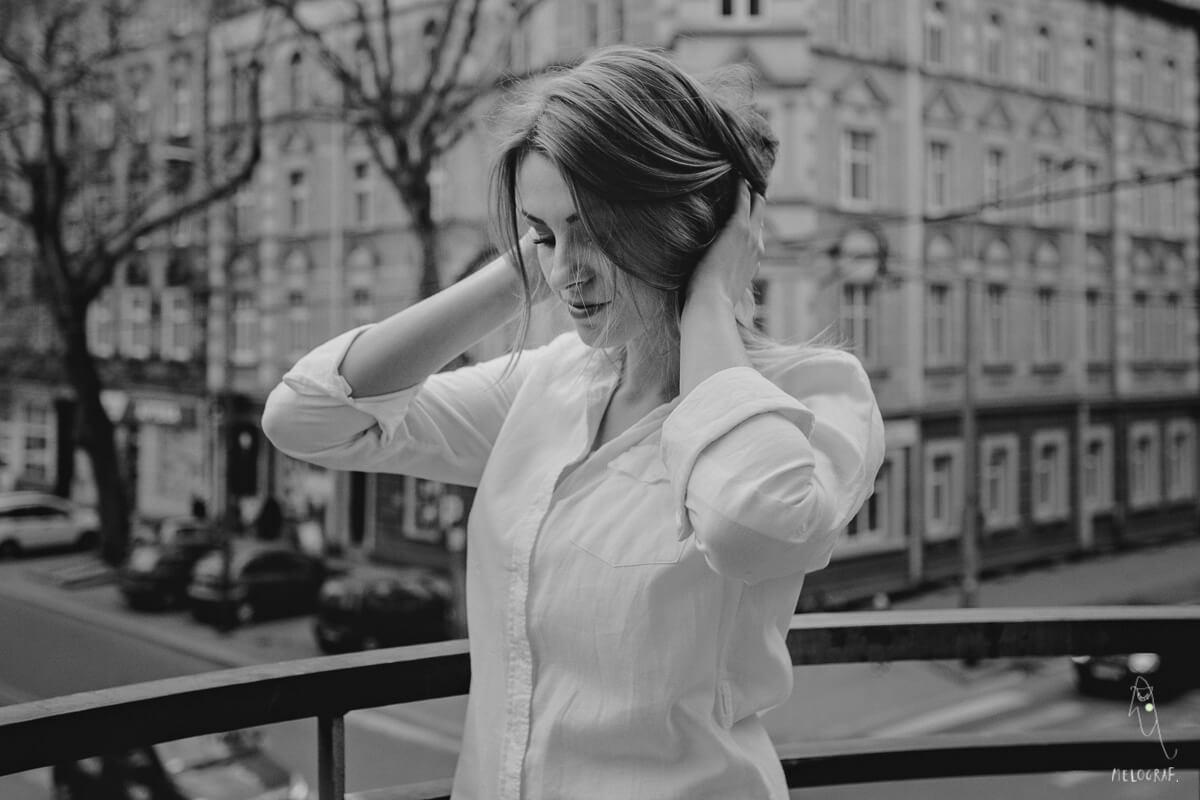 Sesja Kobieca w Studio - Magda