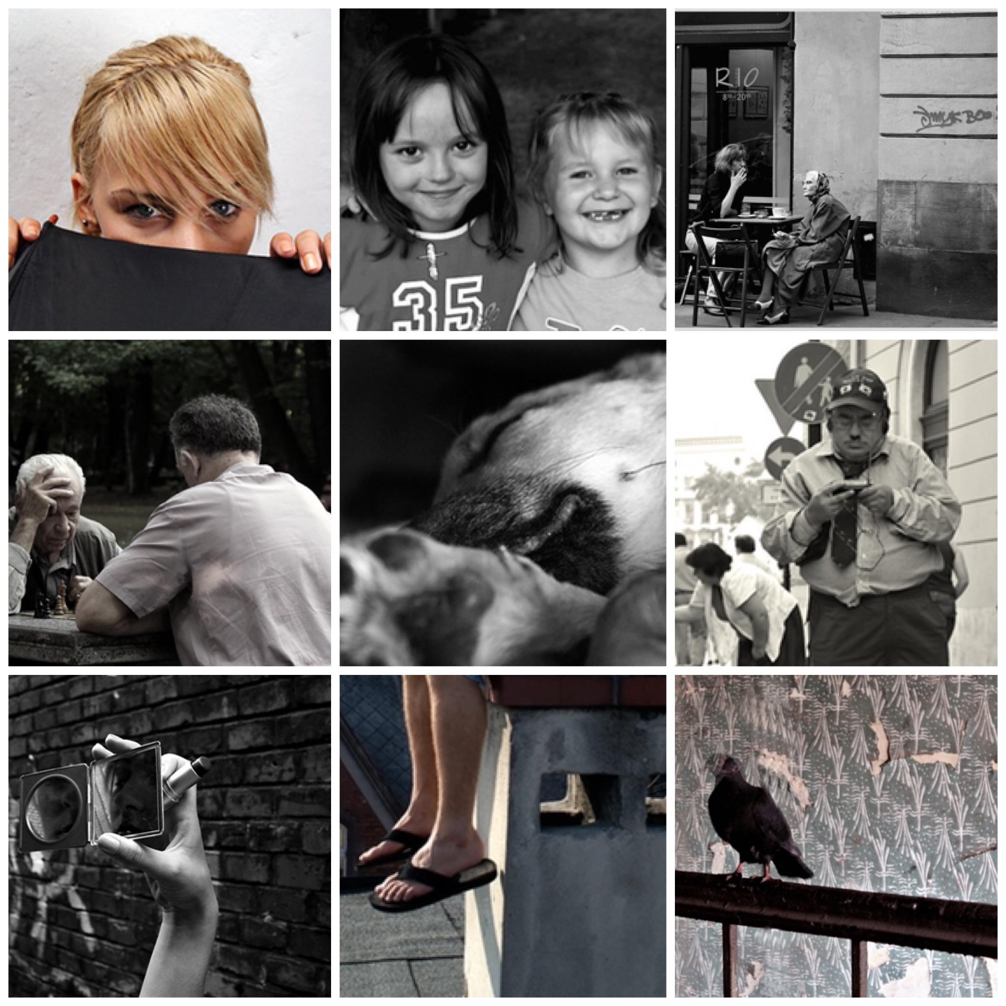 Moje początki - zdjęcia archiwalne 2008