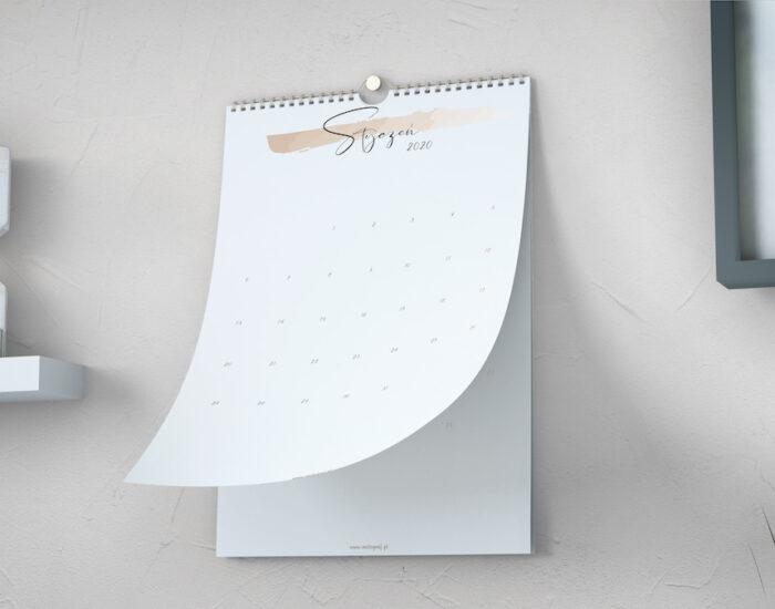 Kalendarz/planer 2020