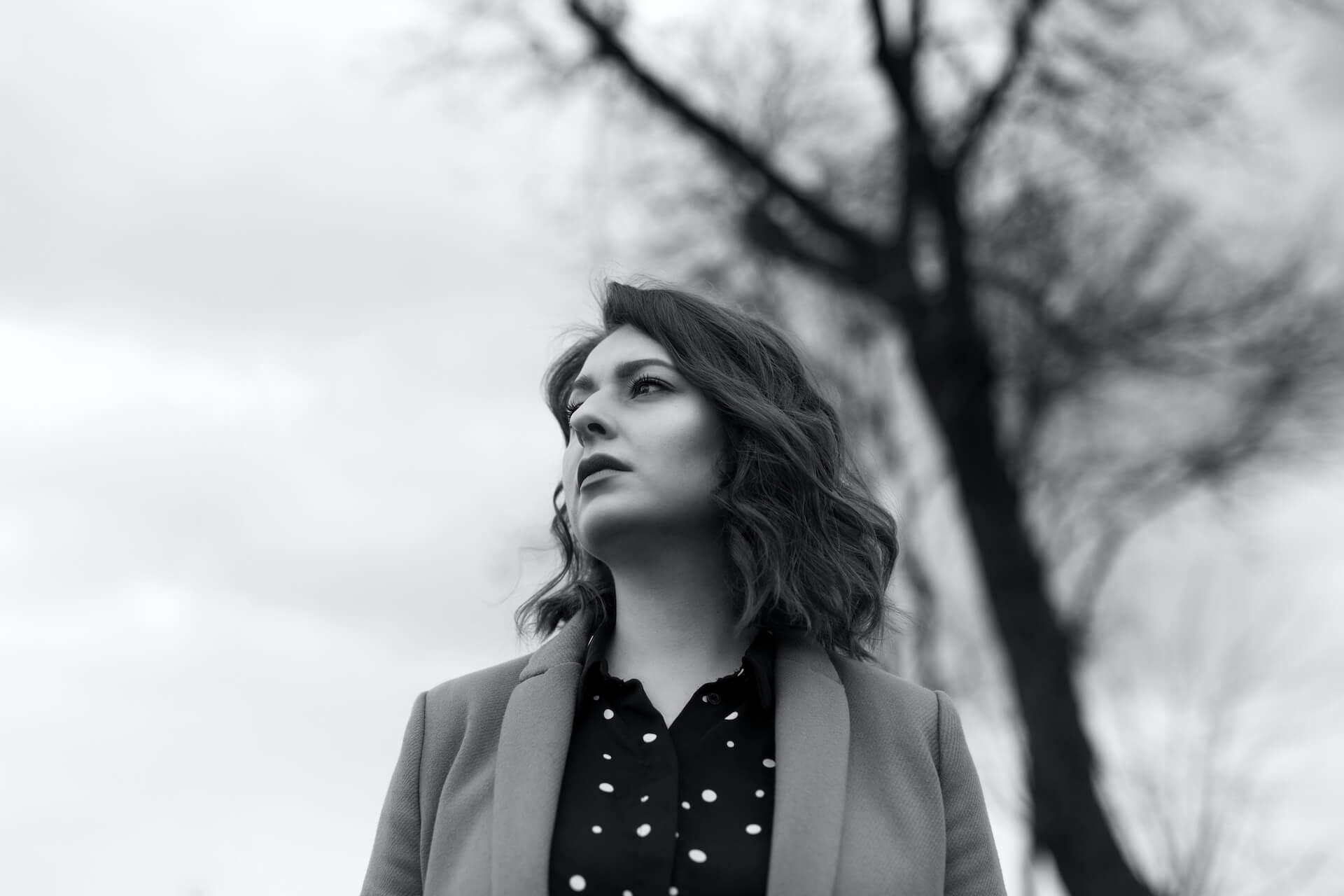 Marcelina Zagrodnik - Autoportret - Melograf Studio Fotografii