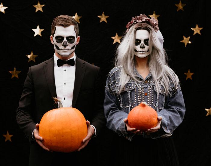 Zdjęcia z dreszczykiem czyli stylizowana sesja na Halloween