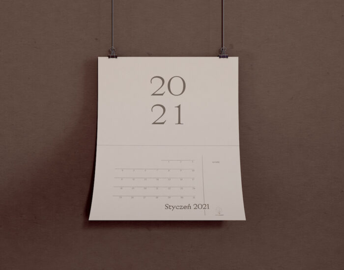 Kalendarz/Planner 2021